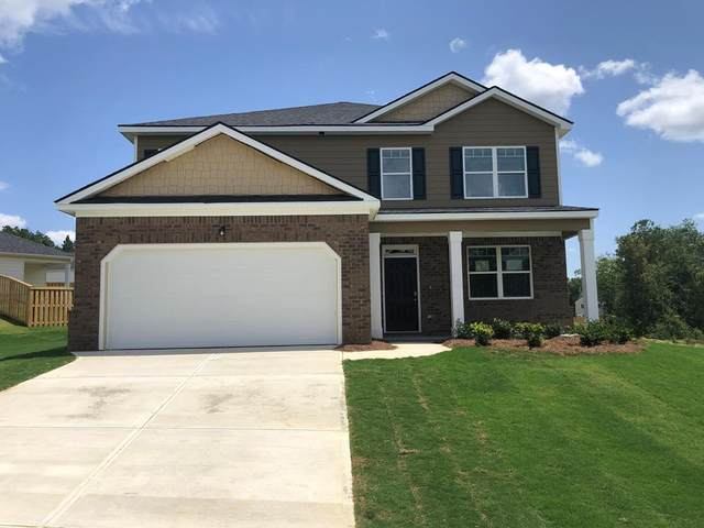 3196 White Gate Loop, Aiken, SC 29081 (MLS #457380) :: Young & Partners