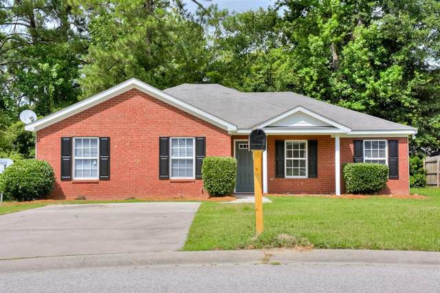 2318 Prescott Place, Hephzibah, GA 30815 (MLS #457384) :: Tonda Booker Real Estate Sales