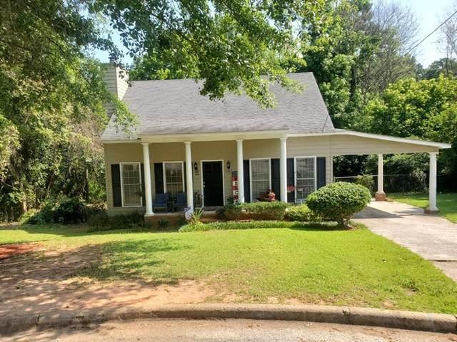 151 W Lynne Drive, Martinez, GA 30907 (MLS #457407) :: Tonda Booker Real Estate Sales