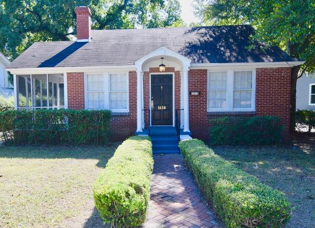 1618 Central Avenue, Augusta, GA 30904 (MLS #457417) :: Young & Partners