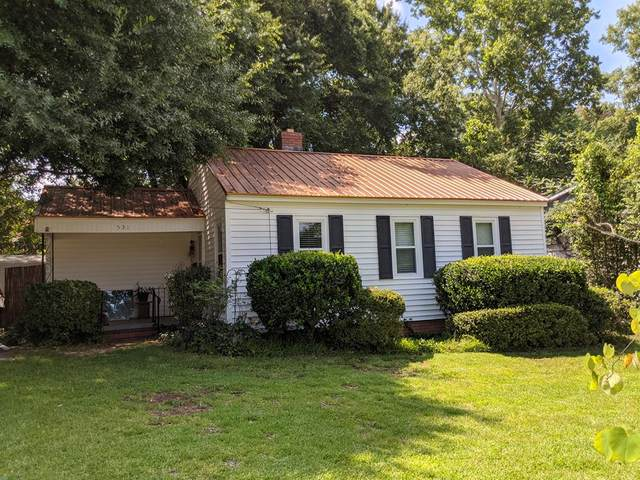 531 Carr Street, Augusta, GA 30904 (MLS #457424) :: Shannon Rollings Real Estate