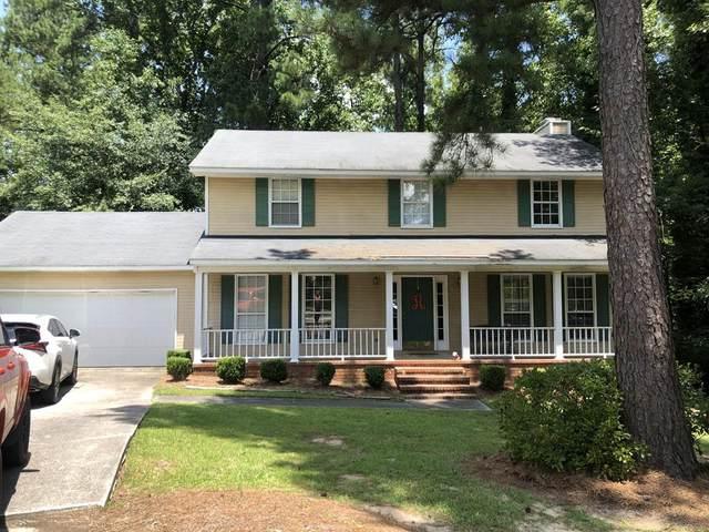 3743 Winchester Trail, Martinez, GA 30907 (MLS #457425) :: Tonda Booker Real Estate Sales