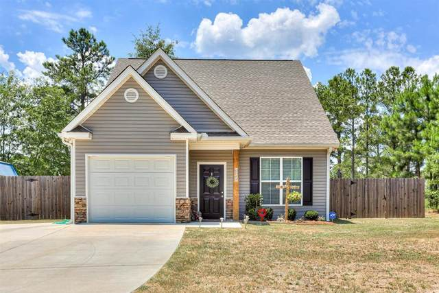 1155 Fairway Ridge Drive, Wrens, GA 30833 (MLS #457441) :: Better Homes and Gardens Real Estate Executive Partners
