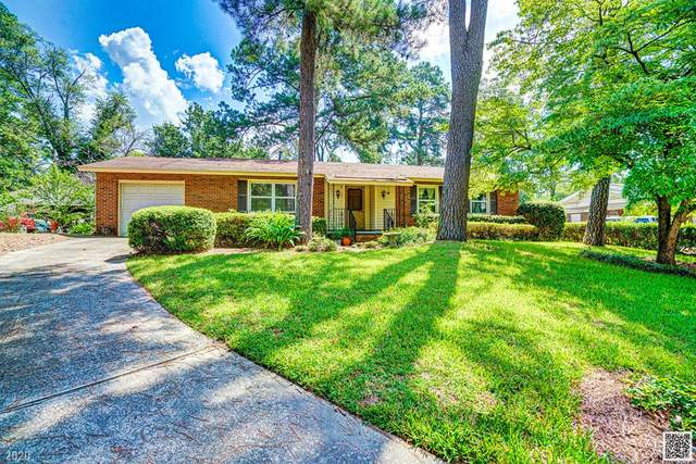 1608 Sandalwood Drive, Augusta, GA 30909 (MLS #457453) :: Melton Realty Partners