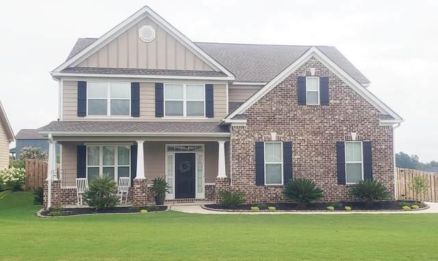 789 Watermark Drive, Evans, GA 30809 (MLS #457464) :: Tonda Booker Real Estate Sales