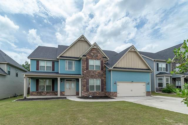 395 Bella Rose Drive, Evans, GA 30809 (MLS #457474) :: Tonda Booker Real Estate Sales
