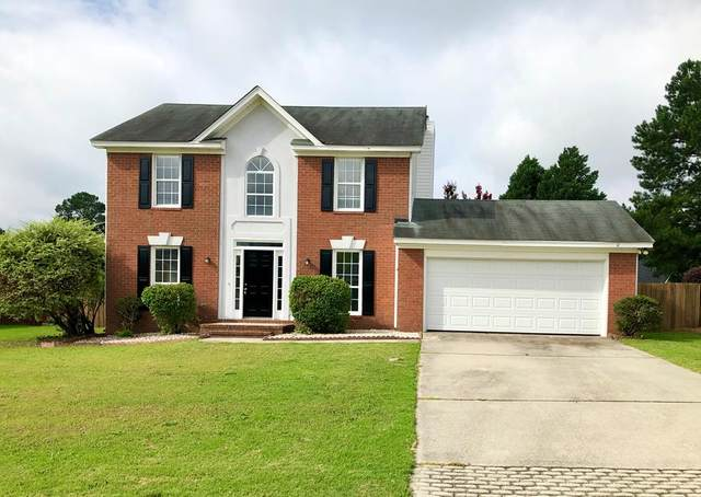 4714 Mill Pond Court, Grovetown, GA 30813 (MLS #457486) :: Tonda Booker Real Estate Sales
