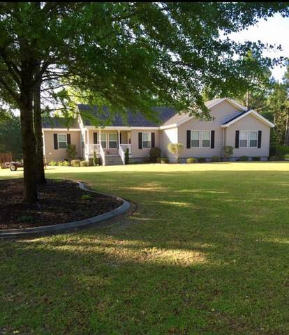 214 Johnson Drive, Sylvania, GA 30467 (MLS #457489) :: Shannon Rollings Real Estate