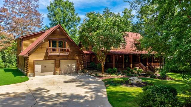 2220 Gregory Lake Road, North Augusta, SC 29860 (MLS #457491) :: Southeastern Residential