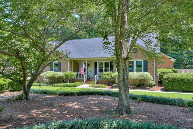 154 Springlakes Drive, Martinez, GA 30907 (MLS #457493) :: Tonda Booker Real Estate Sales