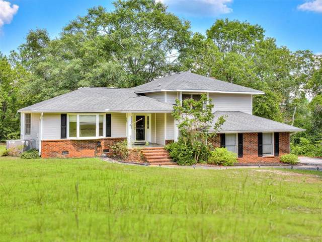 2109 N North Ridge Road, North Augusta, SC 29841 (MLS #457497) :: Tonda Booker Real Estate Sales