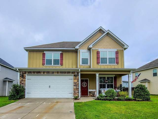 720 Southwick Avenue, Grovetown, GA 30813 (MLS #457534) :: Tonda Booker Real Estate Sales