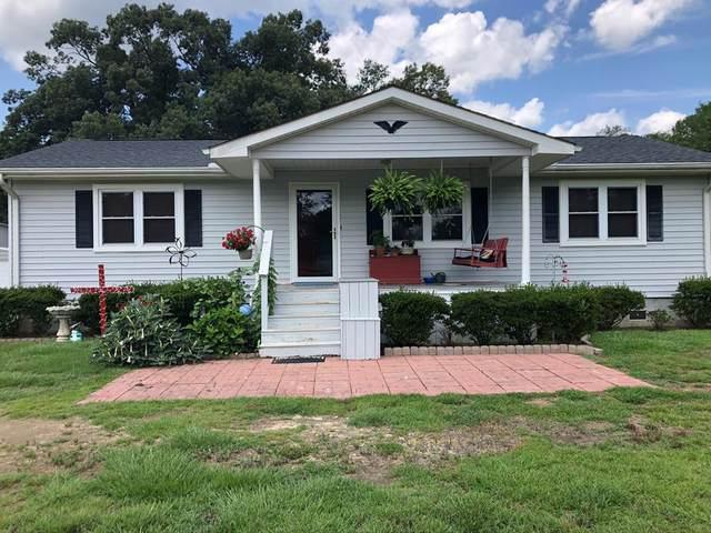 240 Eagle Pass Road, Hephzibah, GA 30815 (MLS #457538) :: Tonda Booker Real Estate Sales