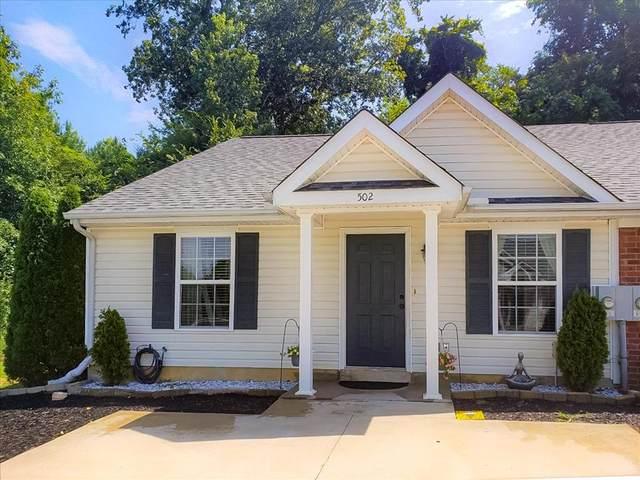 502 Edgecliff Lane, Evans, GA 30809 (MLS #457566) :: Melton Realty Partners