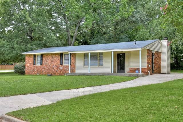 2600 Springwood Drive, Augusta, GA 30904 (MLS #457577) :: Shannon Rollings Real Estate