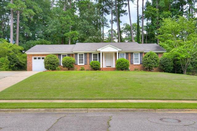 218 Thread Needle Road E, Augusta, GA 30907 (MLS #457599) :: Shannon Rollings Real Estate