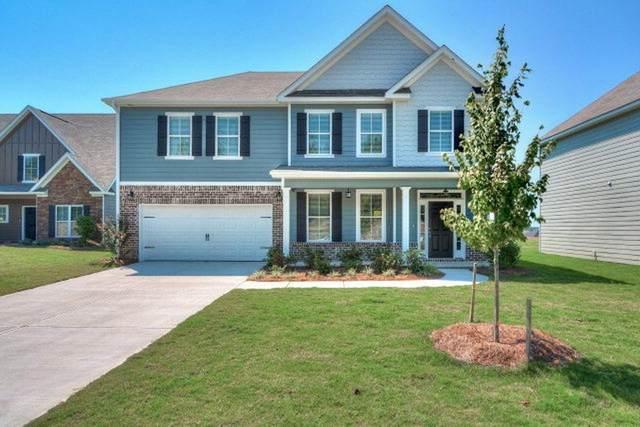 250 Tulip Drive, Evans, GA 30809 (MLS #457609) :: REMAX Reinvented | Natalie Poteete Team