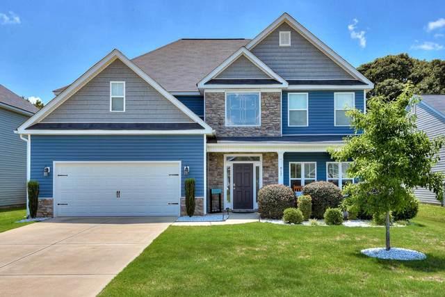 917 Inman Drive, Grovetown, GA 30813 (MLS #457618) :: REMAX Reinvented | Natalie Poteete Team