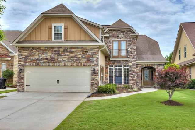 2011 Highgrass Court, Evans, GA 30809 (MLS #457621) :: Shannon Rollings Real Estate