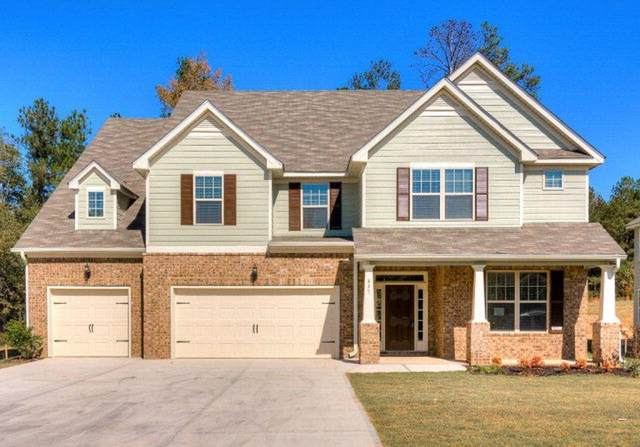 827 Burch Creek Drive, Grovetown, GA 30813 (MLS #457641) :: Shannon Rollings Real Estate