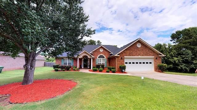 847 Prairie Lane, Evans, GA 30809 (MLS #457643) :: Melton Realty Partners