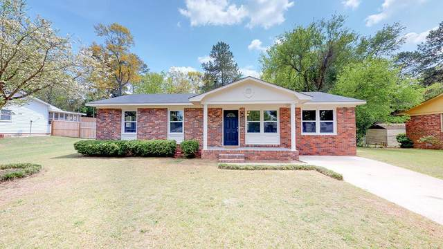 516 Beaulah Avenue, North Augusta, SC 29841 (MLS #457688) :: RE/MAX River Realty