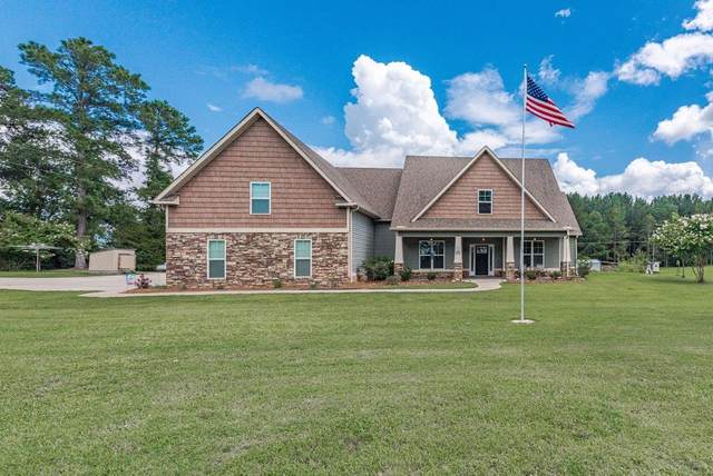 5100 White Oak Road, Appling, GA 30802 (MLS #457694) :: Melton Realty Partners