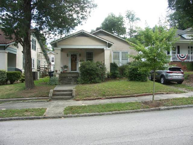 2248 Central Avenue, Augusta, GA 30904 (MLS #457717) :: Shannon Rollings Real Estate