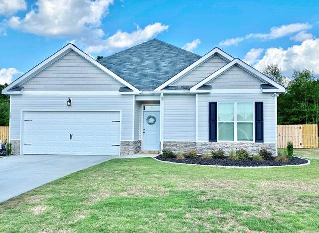 288 Mcduffie Circle, North Augusta, SC 29860 (MLS #457718) :: Young & Partners