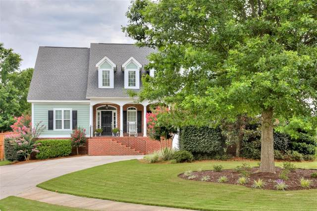 1104 Wheatley Court, Grovetown, GA 30813 (MLS #457720) :: Shannon Rollings Real Estate