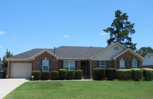 4514 Castle  Rock Rd., Augusta, GA 30909 (MLS #457721) :: RE/MAX River Realty