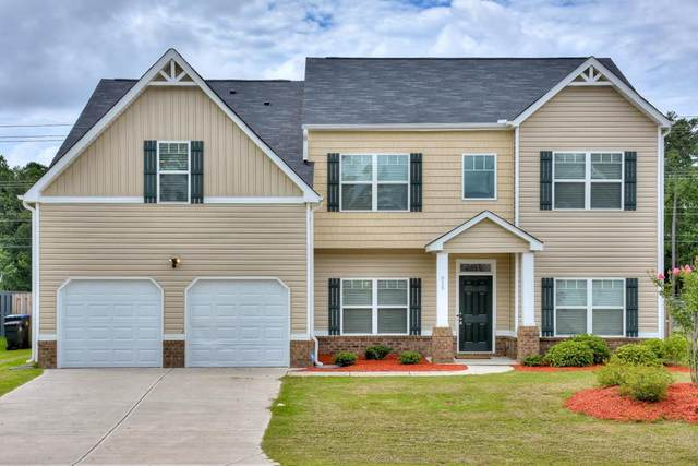 815 Hay Meadow Drive, Augusta, GA 30909 (MLS #457727) :: Shannon Rollings Real Estate