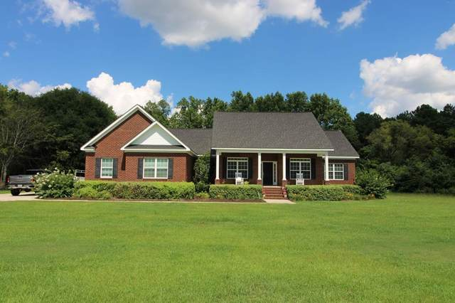 123 Meadowview Ln, Waynesboro, GA 30830 (MLS #457730) :: Shannon Rollings Real Estate