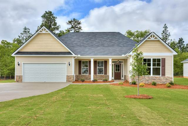 57 Murrah Road Ext, North Augusta, SC 29860 (MLS #457732) :: Melton Realty Partners