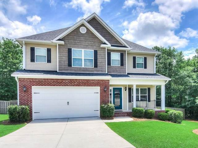 3042 Lake Norman Drive, North Augusta, SC 29841 (MLS #457737) :: Melton Realty Partners