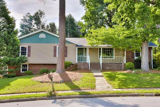 208 Brooks Drive, Martinez, GA 30907 (MLS #457780) :: Melton Realty Partners