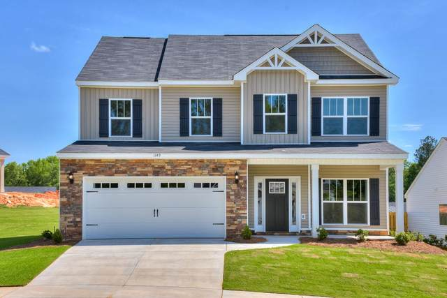 121 Copperfield Drive, Trenton, SC 29847 (MLS #457782) :: Melton Realty Partners