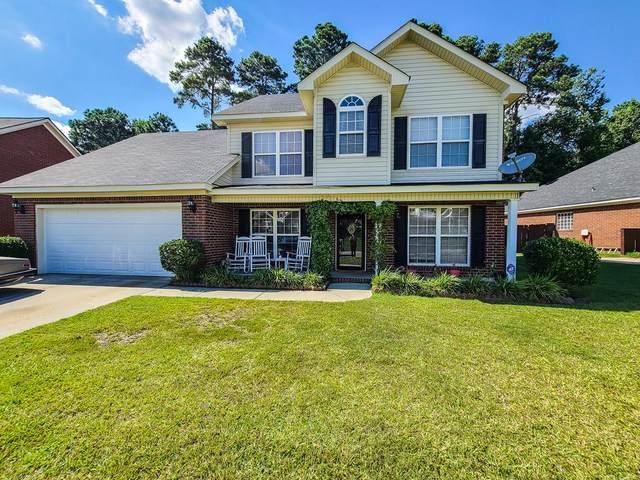 7626 Senators Ridge Drive, Grovetown, GA 30813 (MLS #457785) :: Shannon Rollings Real Estate