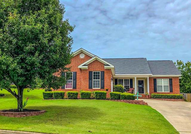 518 Marble Falls, Grovetown, GA 30813 (MLS #457820) :: Shannon Rollings Real Estate