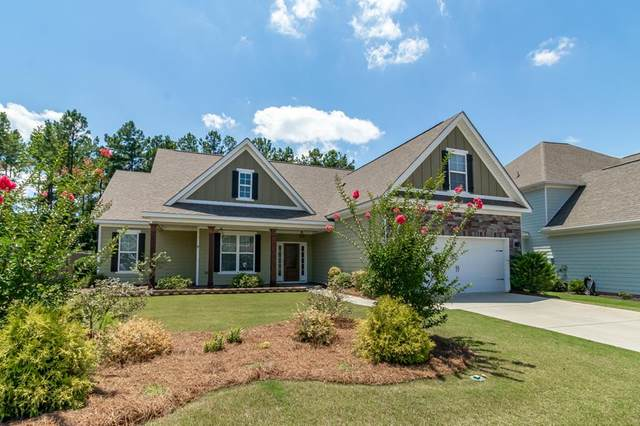 110 Wiley Drive, Grovetown, GA 30813 (MLS #457838) :: Shannon Rollings Real Estate