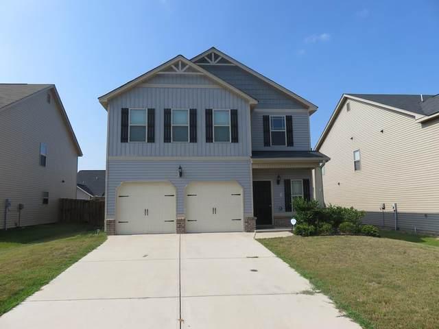 3338 Grove Landing Circle, Grovetown, GA 30813 (MLS #457850) :: Shannon Rollings Real Estate
