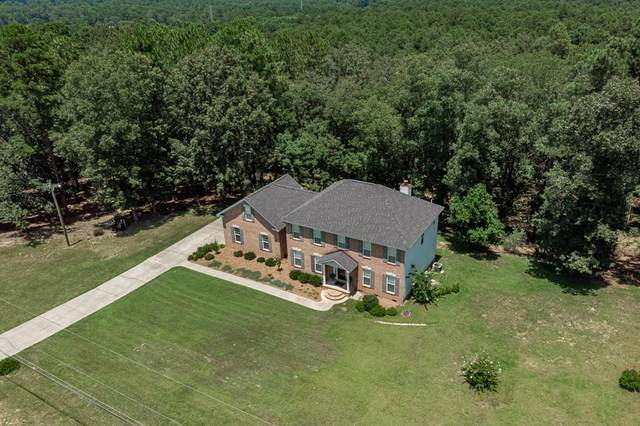 4237 Hardy Road, Martinez, GA 30907 (MLS #457862) :: Shannon Rollings Real Estate