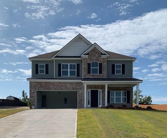 1820 Eva Lane, Hephzibah, GA 30815 (MLS #457875) :: Shannon Rollings Real Estate