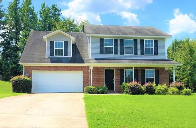 1102 Crosscut Lane, Grovetown, GA 30813 (MLS #457879) :: Shannon Rollings Real Estate