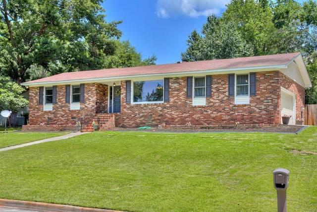 736 Hickory Oak Hollow, Martinez, GA 30907 (MLS #457885) :: Melton Realty Partners