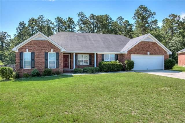 2983 Galahad Way, Augusta, GA 30909 (MLS #457907) :: Melton Realty Partners