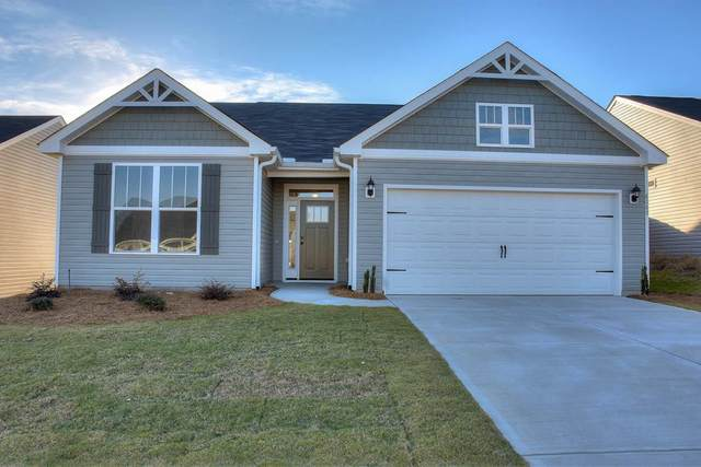 1008 Apple Lane, Edgefield, SC 29824 (MLS #457977) :: Tonda Booker Real Estate Sales