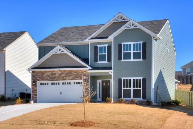 1005 Apple Lane, Edgefield, SC 29824 (MLS #457994) :: Tonda Booker Real Estate Sales