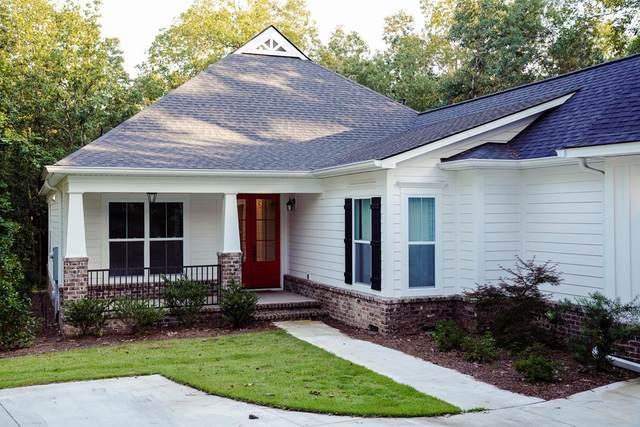 106 Tall Pine Drive, Aiken, SC 29803 (MLS #458015) :: Shannon Rollings Real Estate