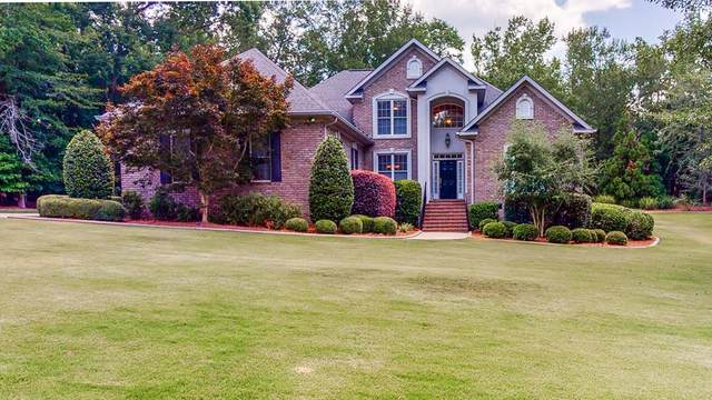 75 Randolph Court, North Augusta, SC 29860 (MLS #458051) :: Shannon Rollings Real Estate